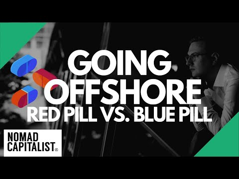 Offshore Tax Reduction: Red Pill vs. Blue Pill