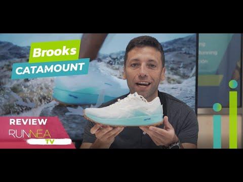 Brooks Catamount: velocidad, ligereza y reactividad para tus aventuras en montaña