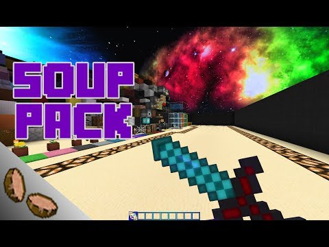 Top! HD Minecraft Soup & Potion Pvp Resource Pack 1.7.8