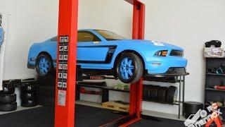 aluminium scale car lift 1 10 by team dc   rc nennox