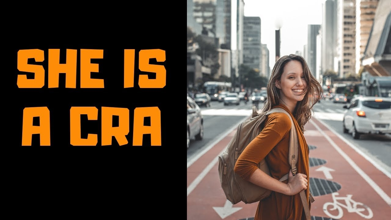 She landed a Clinical Research Associate (CRA) job!!!