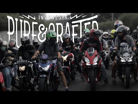 Pure & Crafted Festival Indonesia | Panahan Ride 2017
