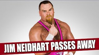 "WWE Legend Jim ""The Anvil"" Neidhart Passes Away At Only 63"