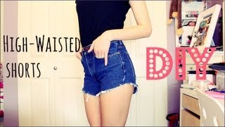 One of Brittany Marie's most viewed videos: BEST Way to Cut Jeans into Shorts!!