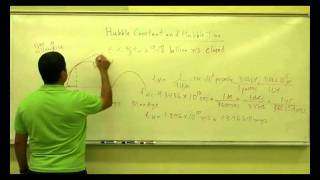 Hubble Constant and Hubble Time 2.avi