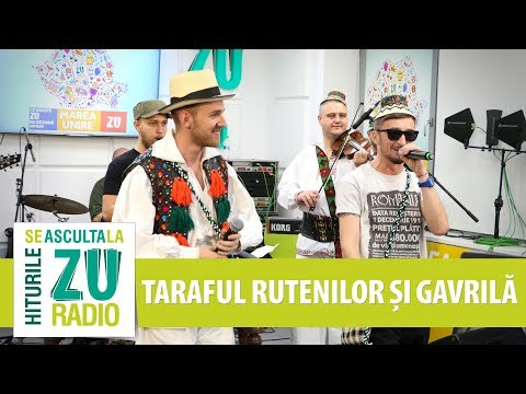 Taraful Rutenilor și Gavrilă - Vorbe bune (Live la Marea Unire ZU 2017)