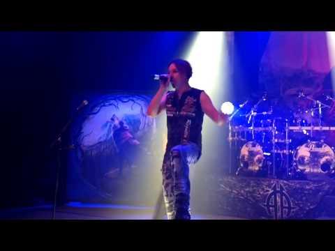Sonata Arctica - Fairytale, Live