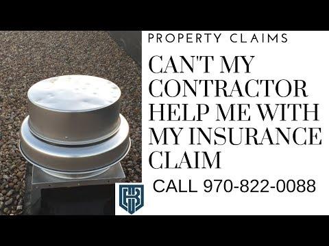 Wind Damage Insurance Claim Roof Eaton CO
