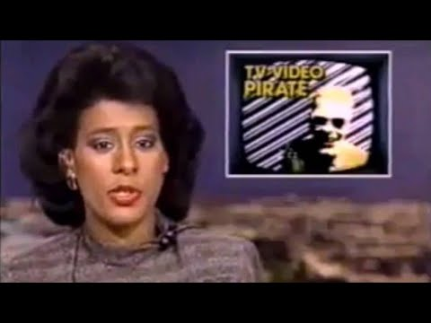 Max Headroom - The Incident News