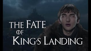 Download Bran Stark goes to King's Landing: How Game of Thrones Ends Mp3 and Videos