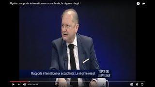 Algérie : la crise s'installe !