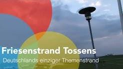 Friesenstrand Tossens