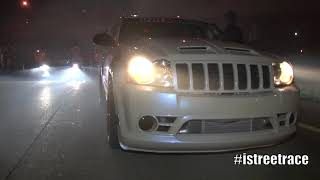 $10,000 ... SRT8 Jeep VS 718 Turbo Mustang... #thisaintmexico