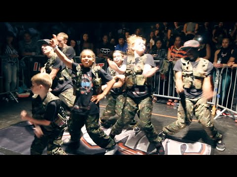 DANCE: The Mutants (Kayzar) vs IMD Legion: Crew Dance Battle - ‪TheJumpOff 2013 [EVENT 11/15]