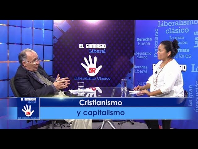 CRISTIANISMO Y CAPITALISMO