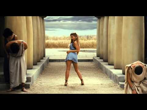 Carmen electra meet the spartans boob press - 1 2