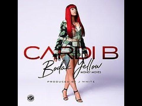 Cardi B - Bodak Yellow - lyrics + download