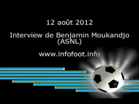 [Football] Interview de Benjamin Moukandjo (ASNL)