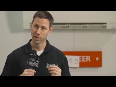 IBS 2016 - Mitsubishi - 30+ SEER, Nest Integration, & New Traditional Heat Pump Models