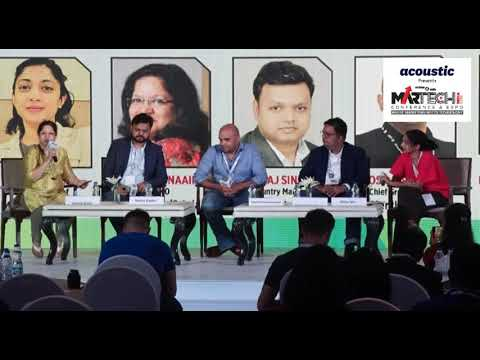 Martech India 2019- Building a Data-Driven Marketing Strategy