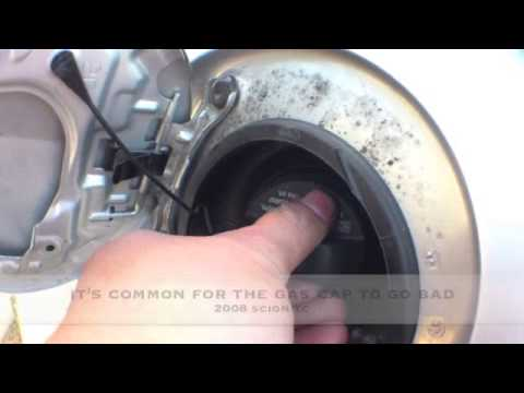 All 3 Trouble Codes P0441 P0455 P0456 Scion Tc Fix It