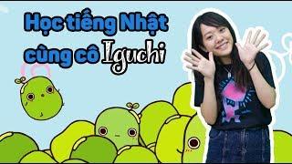 Iguchi Yuki cô giáo mới của Dũng Mori - Từ vựng thường nhật.