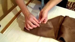 Как подшить джинсы или вельветовые брюки, How to Hem Jeans or Corduroy Pants(Шить может каждый. Джинсы или вельветовые брюки подшить легче, чем классические брюки. Как это сделать смот..., 2012-01-05T15:16:42.000Z)