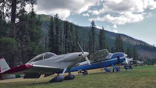 Flying and Camping iฑ the Idaho Backcountry - Sept. 2019