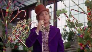 "Willy Wonka***Gene Wilder*** ""Pure Imagination"" *** HD"