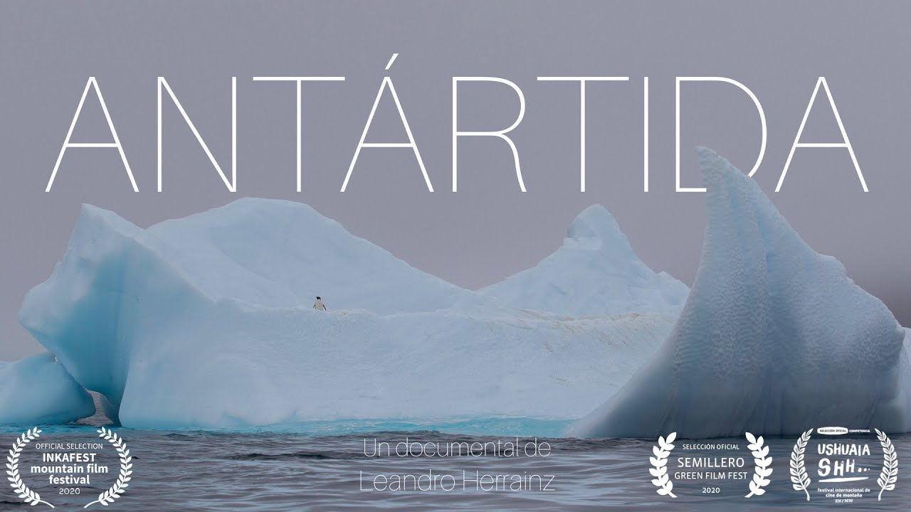 ANTÁRTIDA -Documental de Naturaleza- 4K / Antarctica Wildlife Documentary.