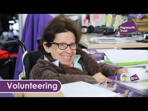 Volunteering At Charity Papworth Trust