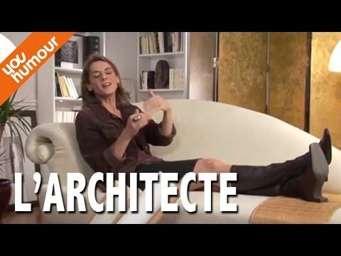 Victoire chez le psy, L'architecte