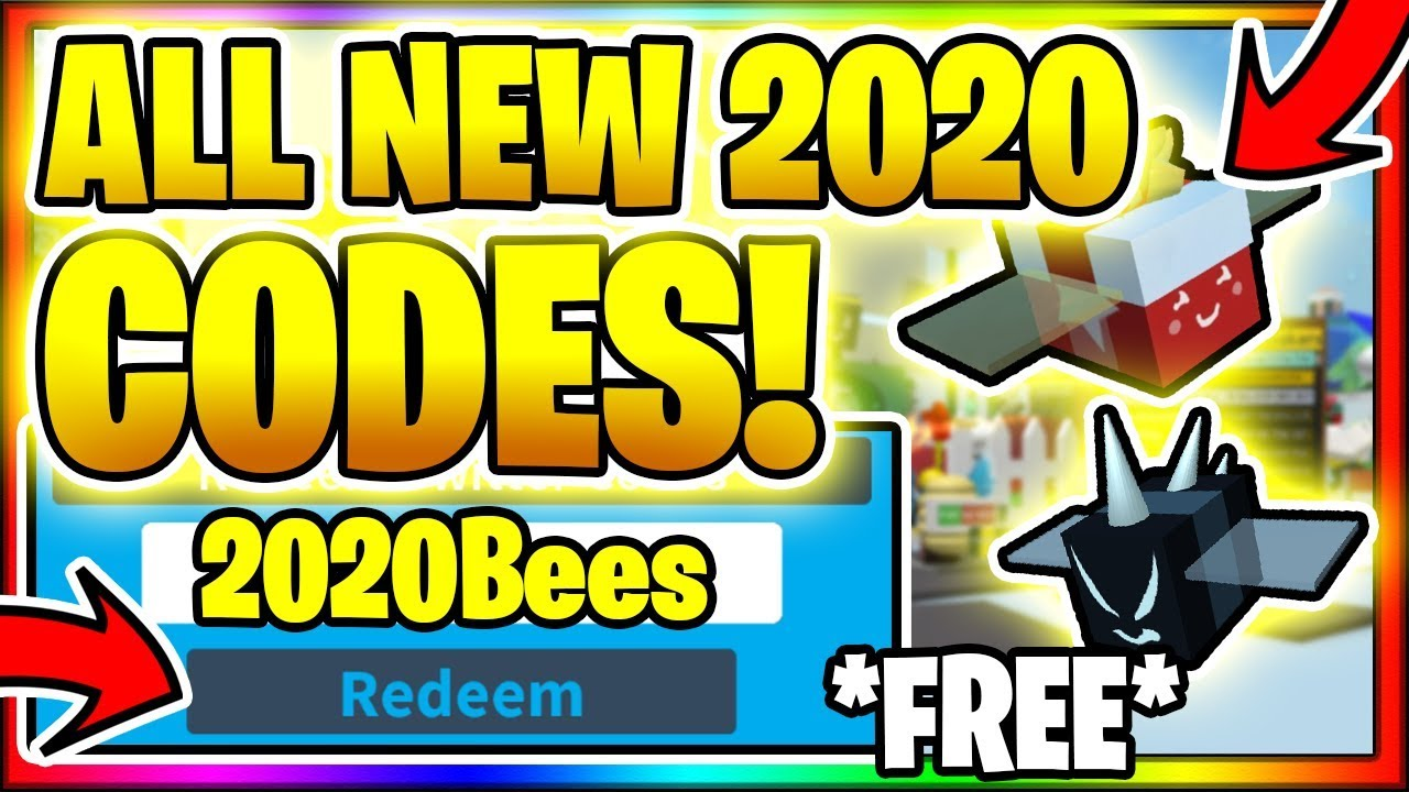 2020 All New Secret Op Working Codes Roblox Bee Swarm