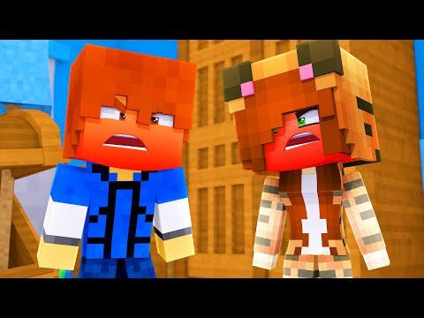 Minecraft Daycare - THE FIGHT ! (Minecraft Roleplay)