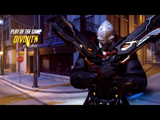 Overwatch Gameplay - My Kickass Reaper