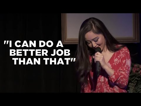 Yumi Nagashima - Unrealistic Expectations/Choose To Be A Lesbian [Best Of Comedy Here Often]