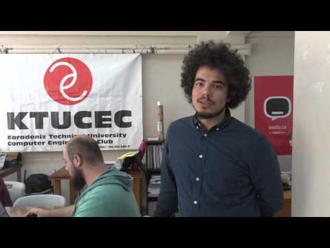 Ve Kamera Öğrencilerde (KTÜ Bilgisayar Mühendisliği, 2 Mayıs 2016)