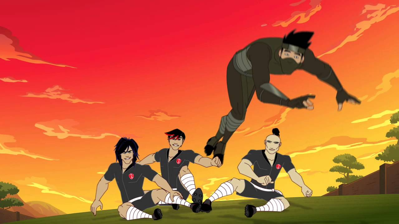 Supa Strikas 1 show on Disney
