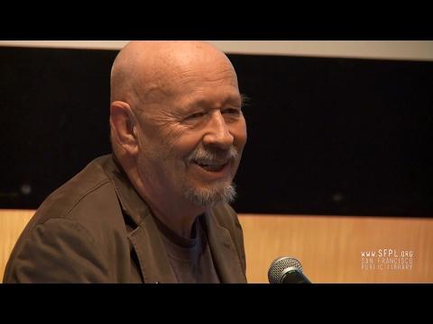 Jim Parkinson at the San Francisco Public Library