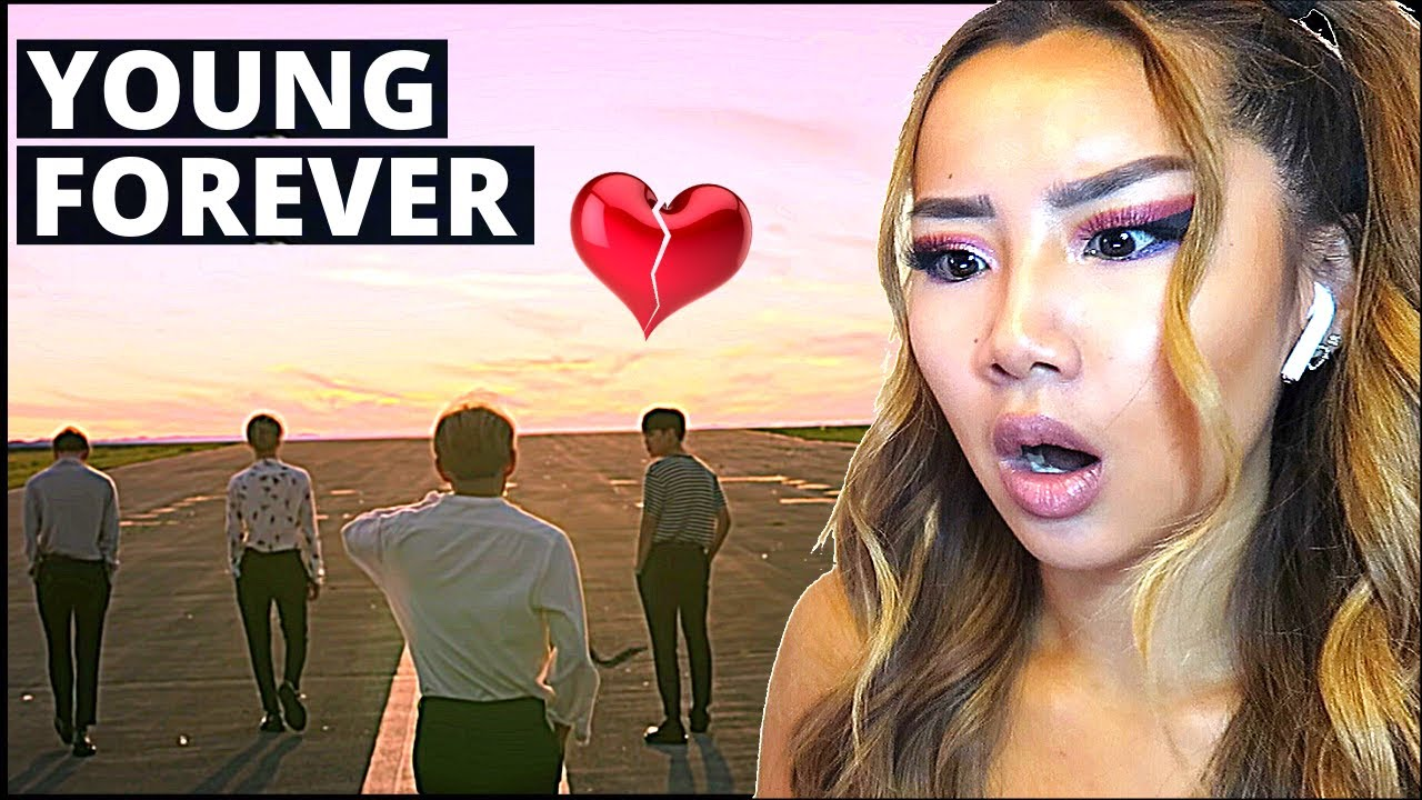 OK... I'M CONFUSED 😱 BTS 'YOUNG FOREVER' (방탄소년단) OFFICIAL MUSIC VIDEO [PT.3]| REACTION/REVIEW