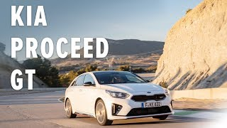 Kia Proceed GT | Тест-драйв від Авто 24