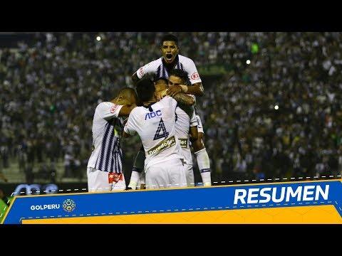 Resumen: Alianza Lima vs. Sport Boys (3-0) thumbnail