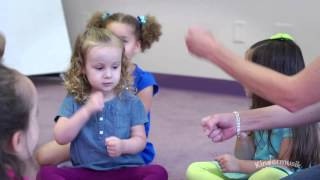 Kindermusik® |  Level 3 Class Preview (Ages 3-5 Years)