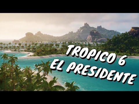 Tropico 6: Call Me El Presidente |