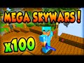 "Minecraft MEGA SKYWARS - ""100 PLAYER MADNESS"" - Minecraft w/ Ali-A! #1"