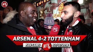 Arsenal 4-2 Tottenham | Spurs Had To Cheat Twice To Get Their Lead! (Moh)