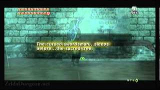 "Legend of Zelda Twilight Princess Walkthrough 22 (2/9) ""Hyrule Castle: West Courtyard"""