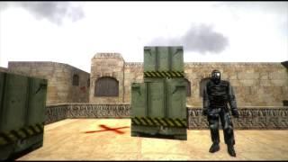 CS 1.6 - Мини 3D Сцена #3