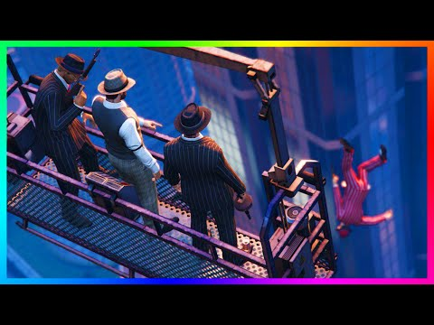 GTA 5 DLC Update NEW Gamemodes! + Valentine's Jobs Money Making Spree! (GTA Online)