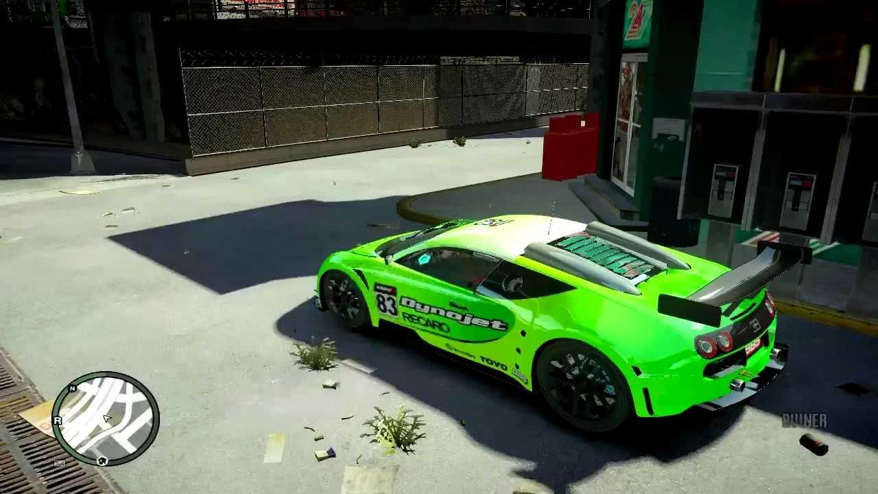 beautiful green bugatti veyron super sport in new york
